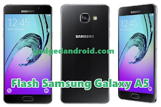 Tutorial Flash Hp Samsung Galaxy A5