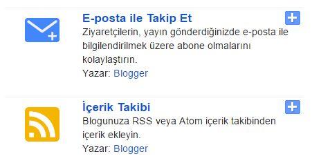 Blogger Rss