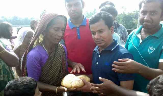 ছিটমহল বিনিময় আন্দোলনের ছাত্রনেতা জাকিরের কৃতিত্ব