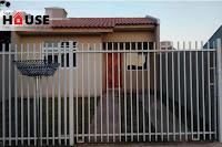 Casa com 02 dormitórios na Fazenda Rio Grande