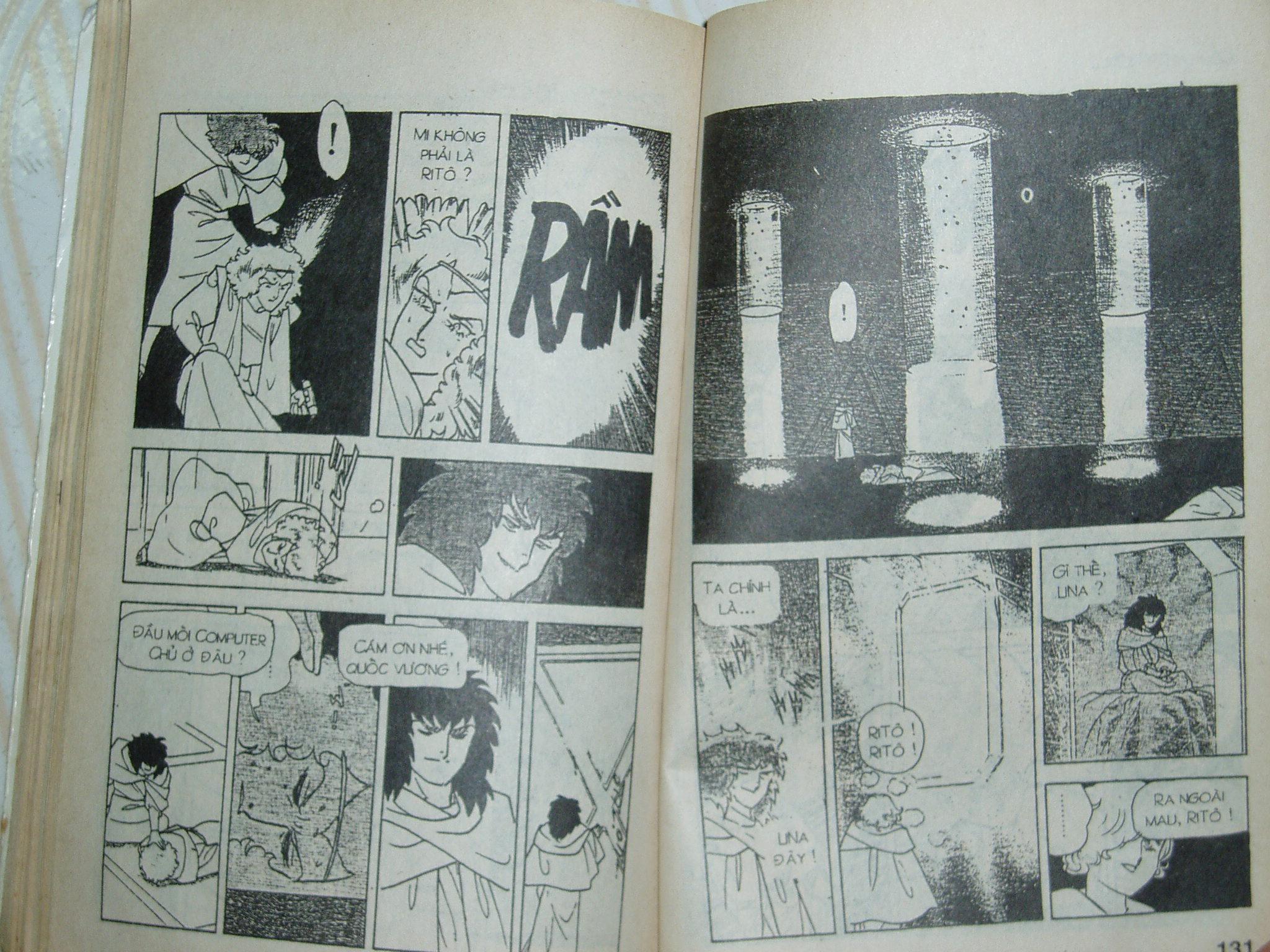 Siêu nhân Locke vol 17 trang 63