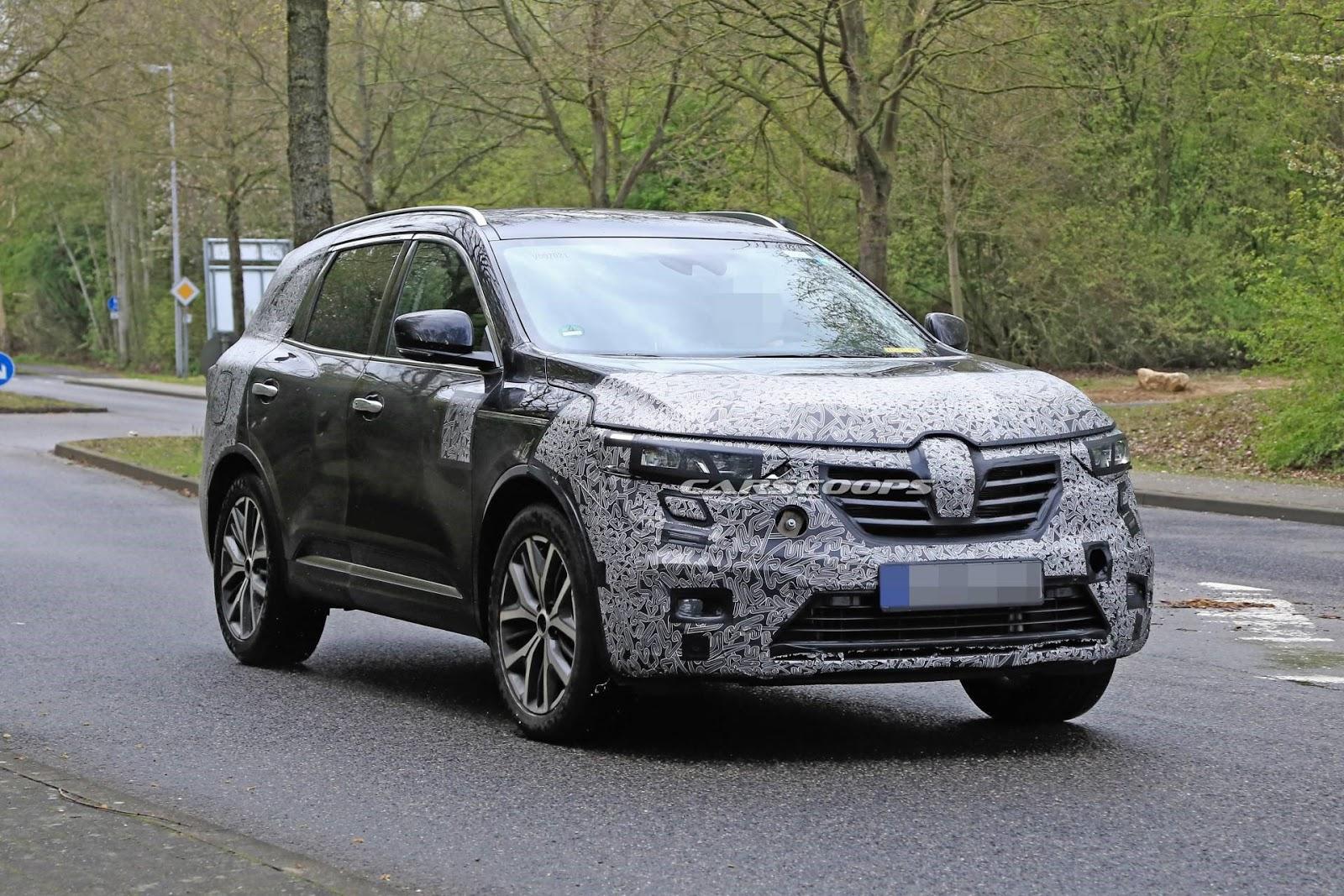 2020 Renault Koleos Ms Blog