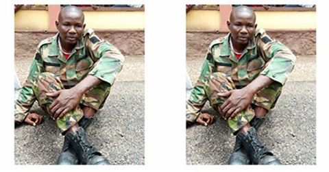 Fake soldier arrested for shooting tanker driver to death in Ogun State