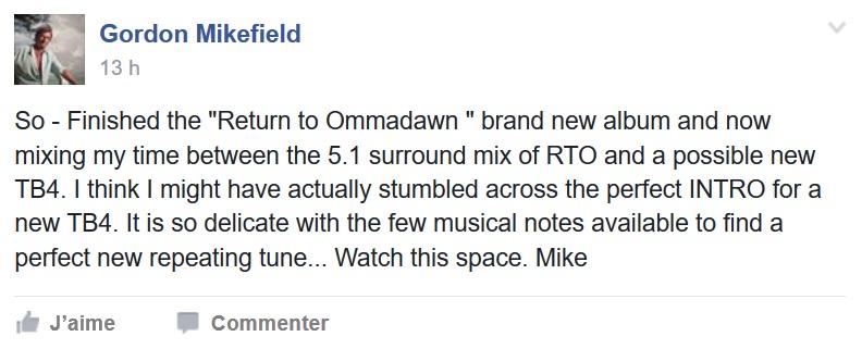 PROJETS : De Ommadawn à Tubular Bells, Mike Oldfield a de la suite dans les idées !  Oldfield_return-ommadawn-51-tb4-message