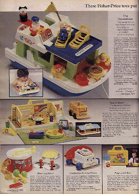 MONSTER DAD: Resurrecting The Past: 1980 Sears Holiday Wish Book