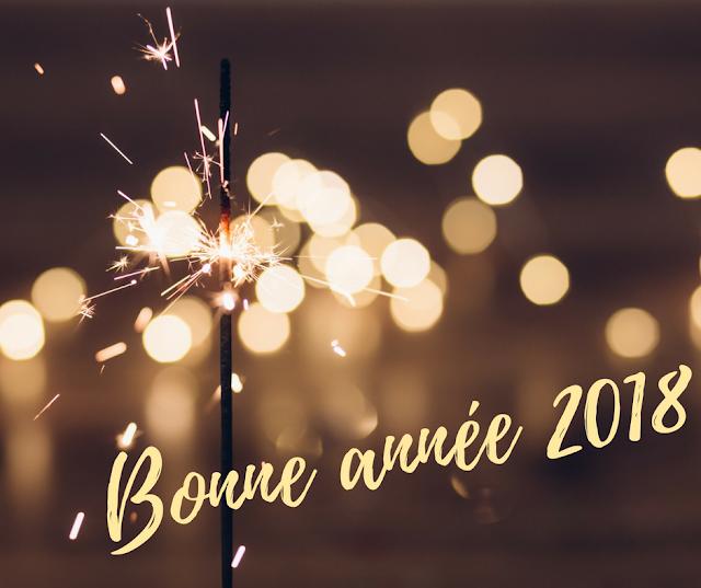 Nouvel an, 2018, festivités, feu d'artifice, musique, ambiance