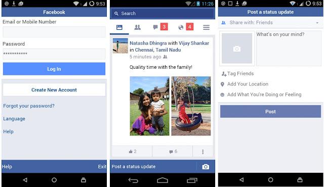 Facebook Lite Apk Terbaru 2016