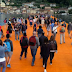 Lago d'Iseo, passerella di Christo: e questa sarebbe un'opera d'arte?