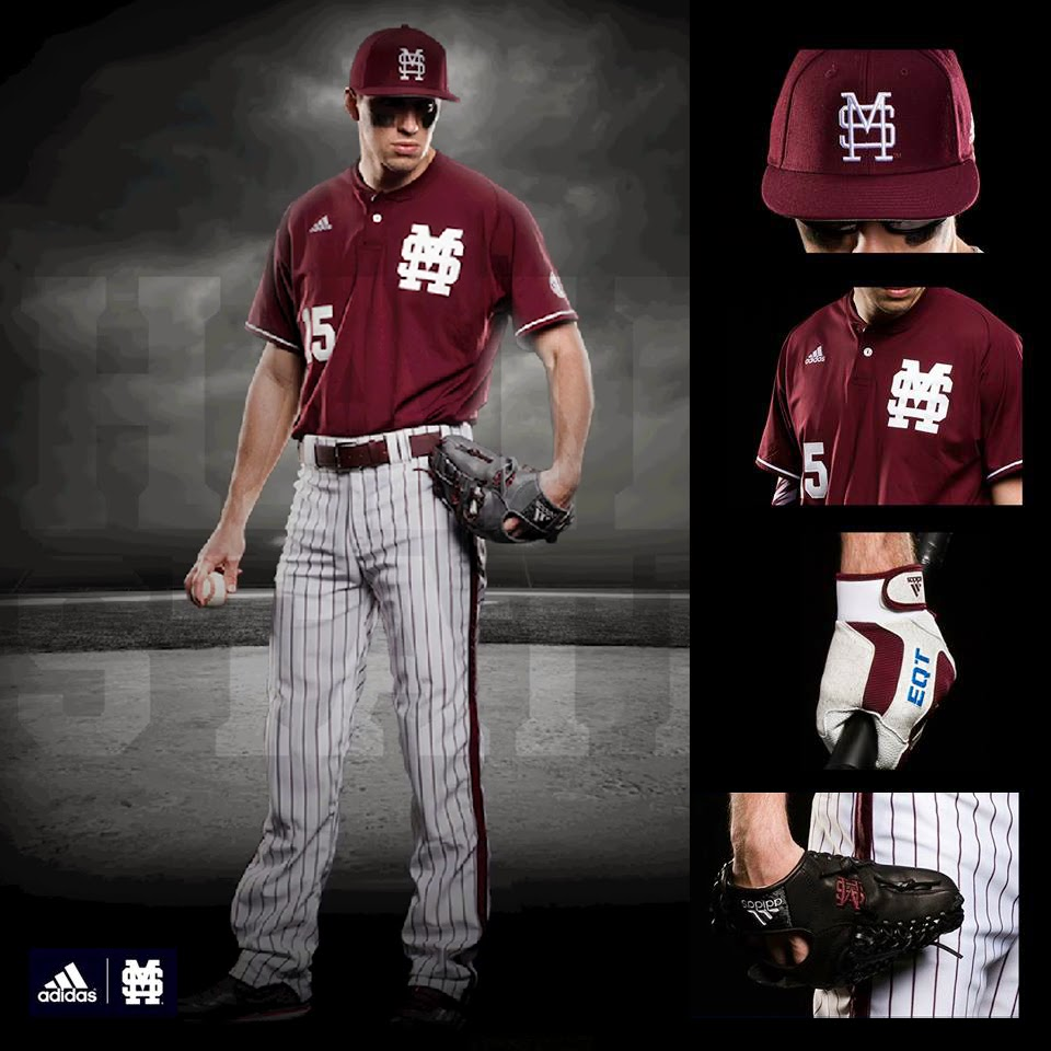 Hail State Baseball Uniform Tracker Upon Further Review