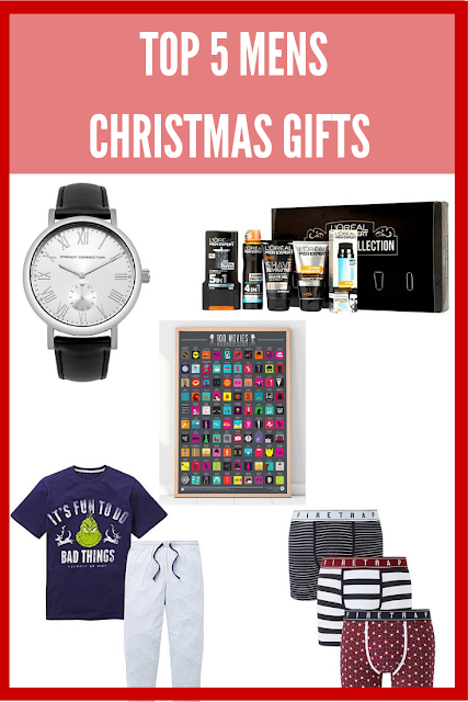 Mens Christmas Gifts