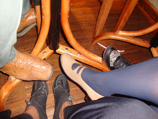 shoes, shoefie, family
