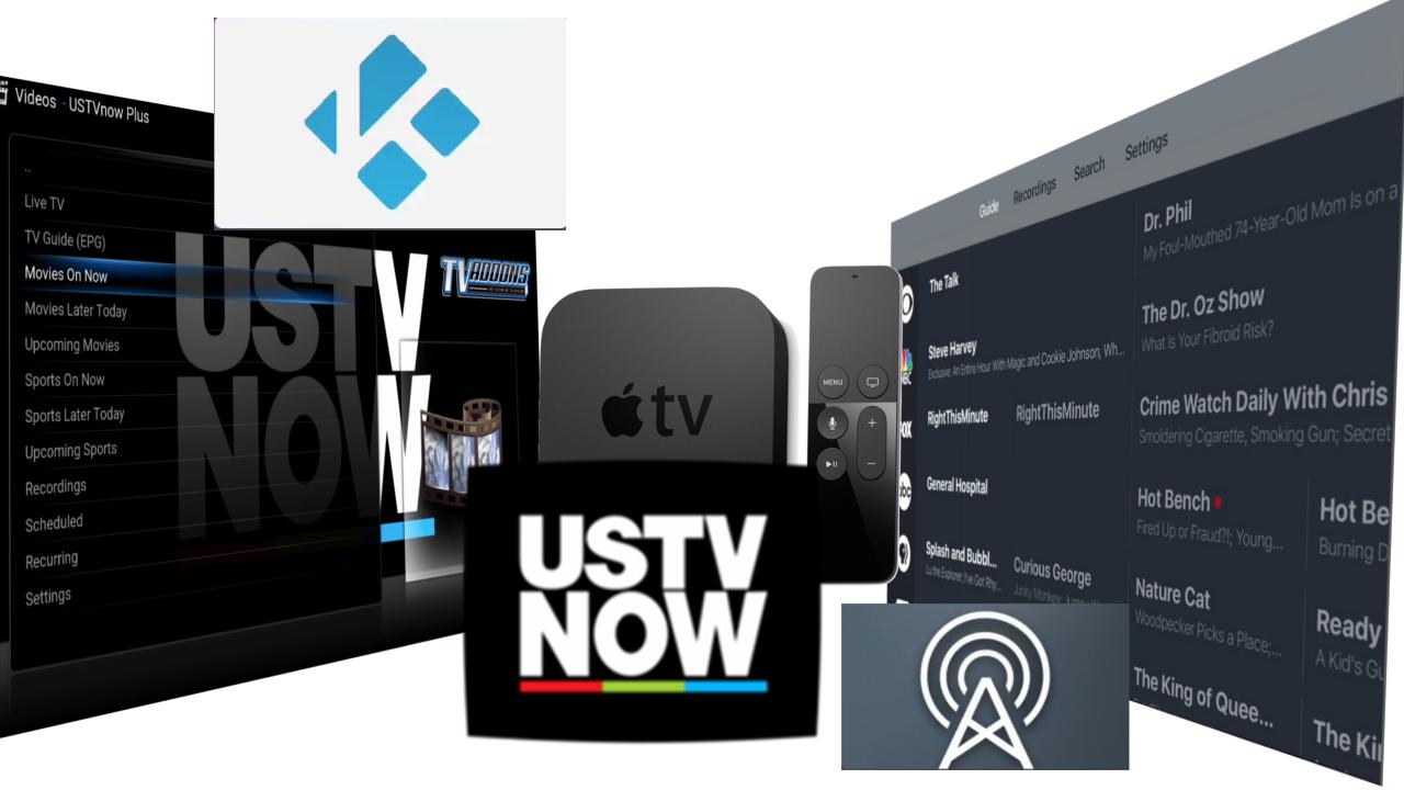 AskUncleDave: USTVnow on AppleTV 4 with Kodi & Antenna App
