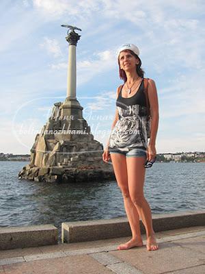 памятник затопленным кораблям севастополь,