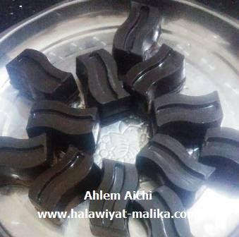 قاطو السيلكون بالشوكولاتة روووعة