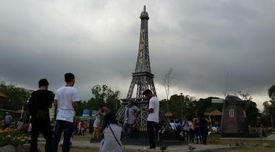 Merapi Park Jadi Tempat Keluarga Habiskan Akhir Pekan