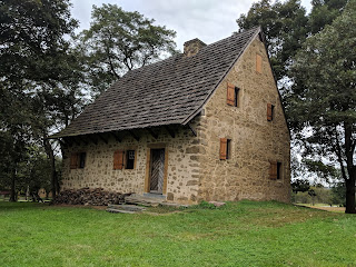 Germanic dwelling