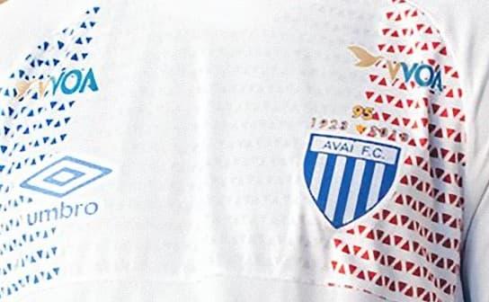 アヴァイFC 2018 ユニフォーム-アンブロネイションズ