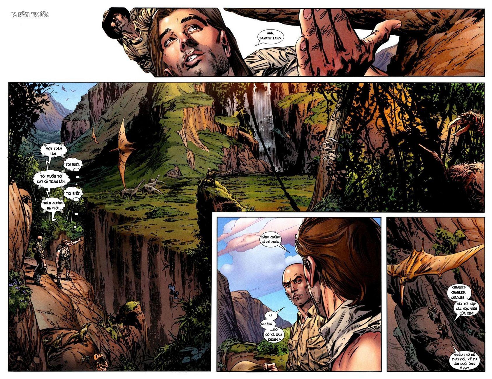 Ultimate Origin chap 3 trang 16