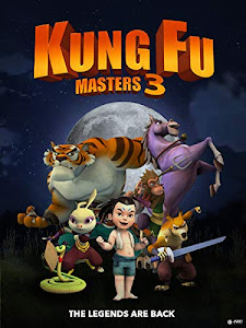 Kung Fu Masters 3 Poster