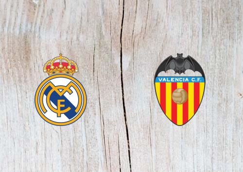 Real Madrid vs Valencia Full Match & Highlights 01 December 2018