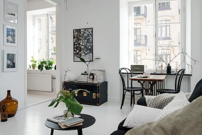 piso pequeño con 10 soluciones para que parezca grande