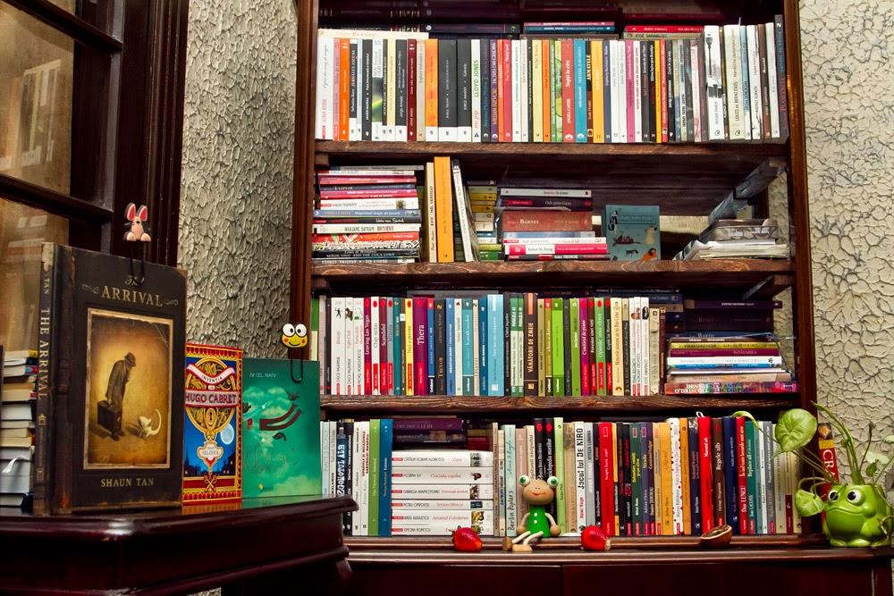 Lecturile Emei biblioteca