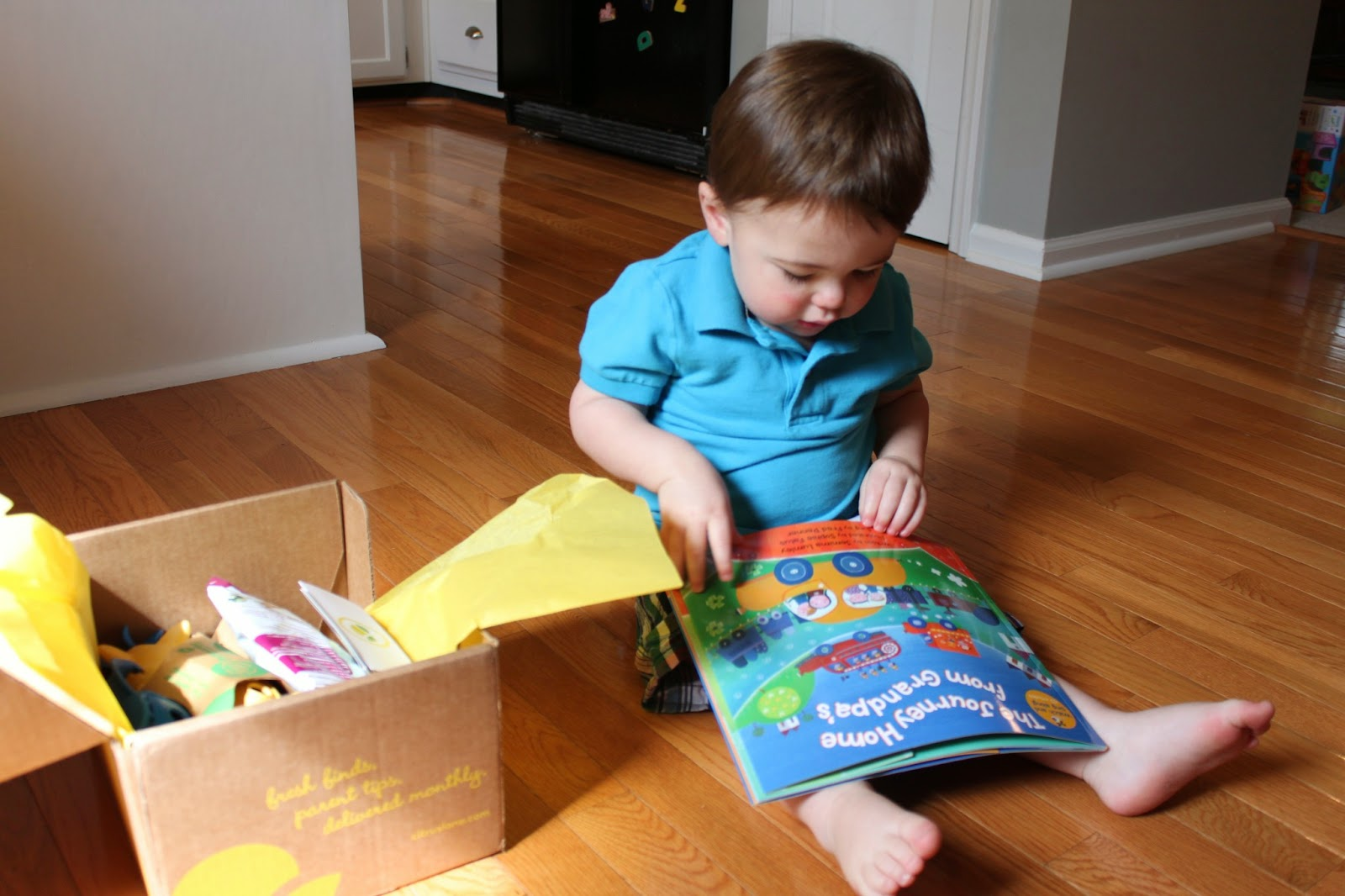 New this month: Moving every which way. It's hard to believe that just a few months ago your toddler was, well, toddling about, carefully testing her newfound walking skills.