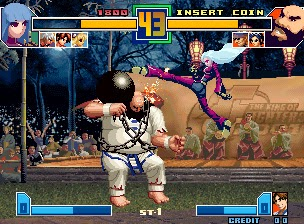 The King of Fighters 2001+arcade+game+portable+retro+fighter+download free