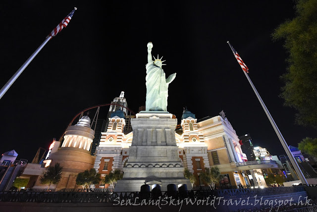 Las Vegas, New York New York, 拉斯維加斯