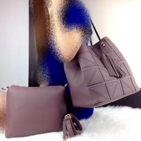 Tas Import | Tas Batam | MaxMara Bucket Classic Bag SS17 #6633