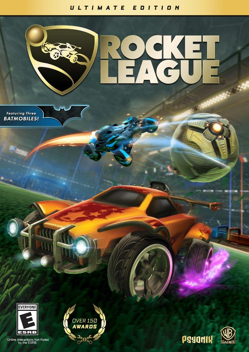 Se anuncia edición Ultimate de Rocket League