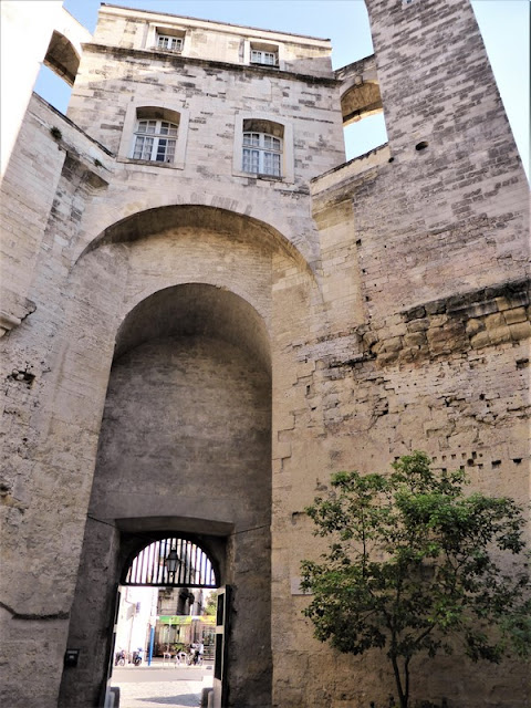 Montpellier, Torre de La Babote