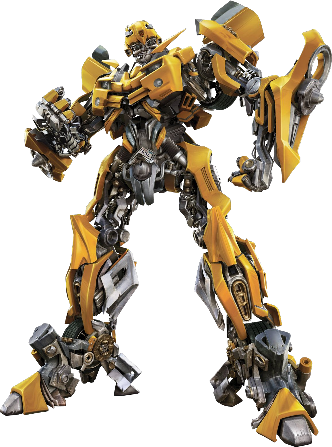 WAYLANDER: DMK Bumblebee WIP 1