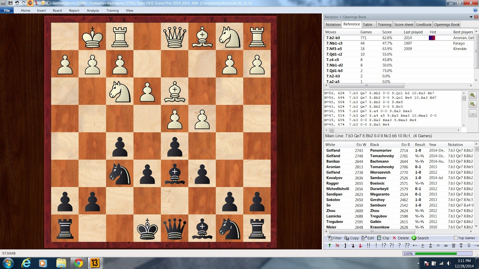 How do i get new games into my mega database? | chessbase.
