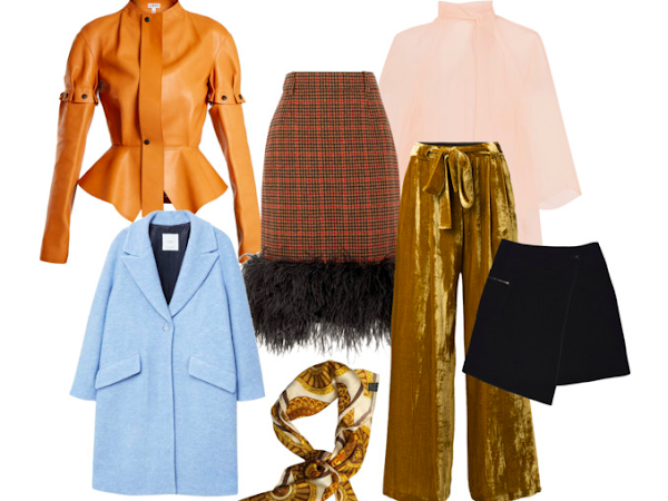 A/W 2017 Trends: Textures You'll be Wearing