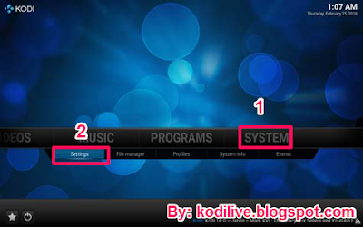 How To Install Fusion Addon In Kodi Step 6