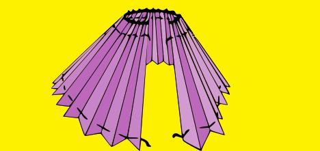 immagine-paralume-di-carta-completato
