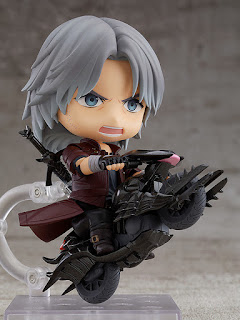 Figuras: Nuevo nendoroid Dante de Devil May Cray 5 - Good Smile Company