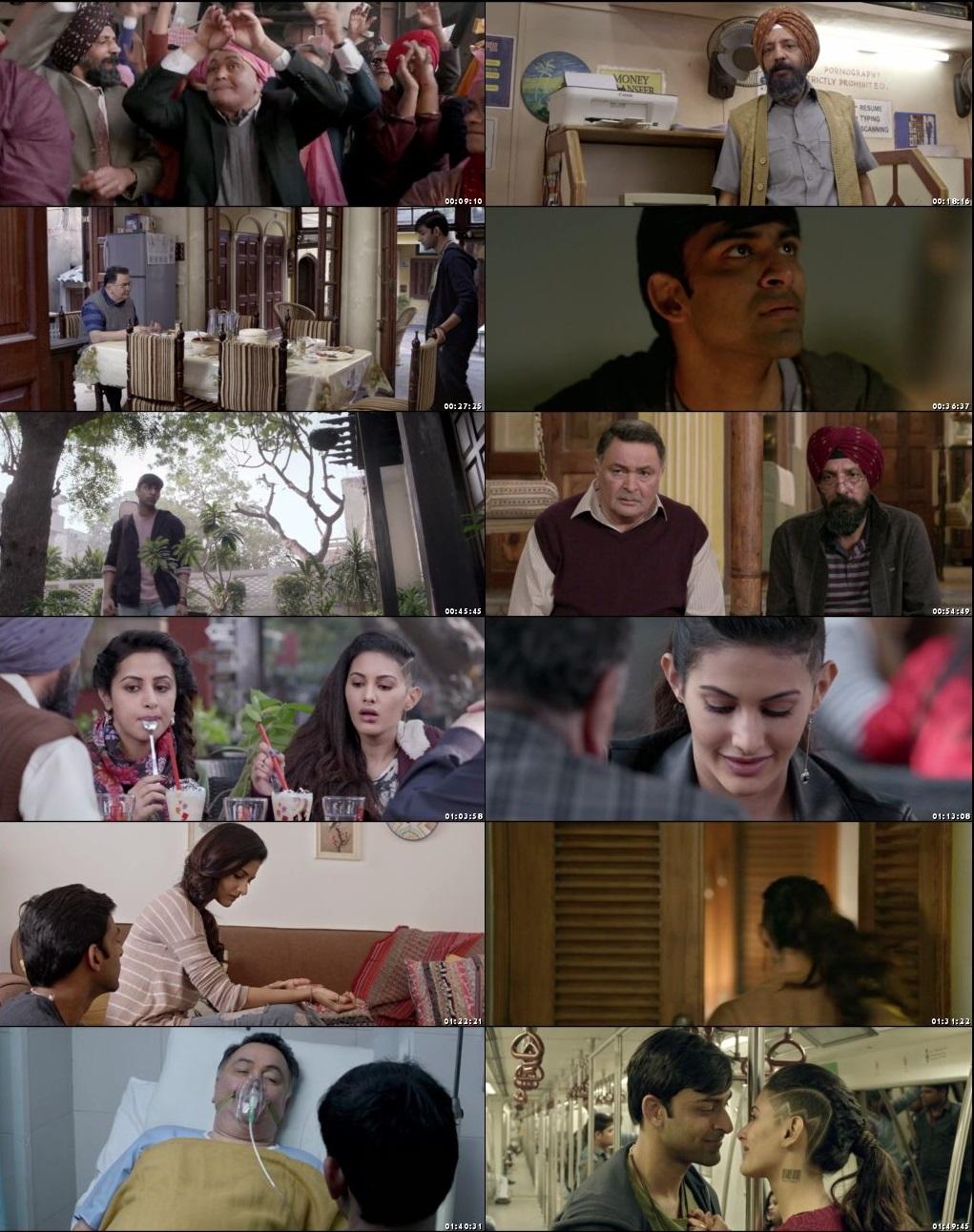 Rajma Chawal 2018 Full Movie Download