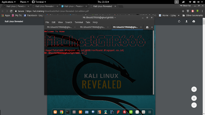 Ebook Kali Linux Revealed Edition Free
