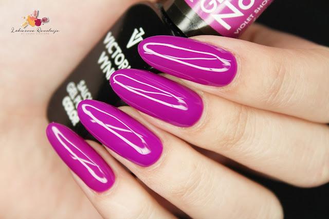 Victoria Vynn Gel Polish - 063 Violet Shock