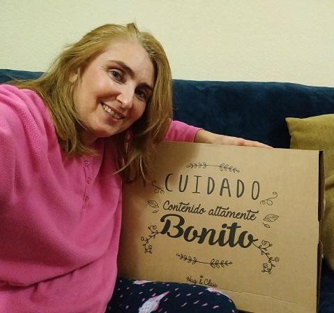Mi regalo de Hug & Clau y Muy Mucho Delicias