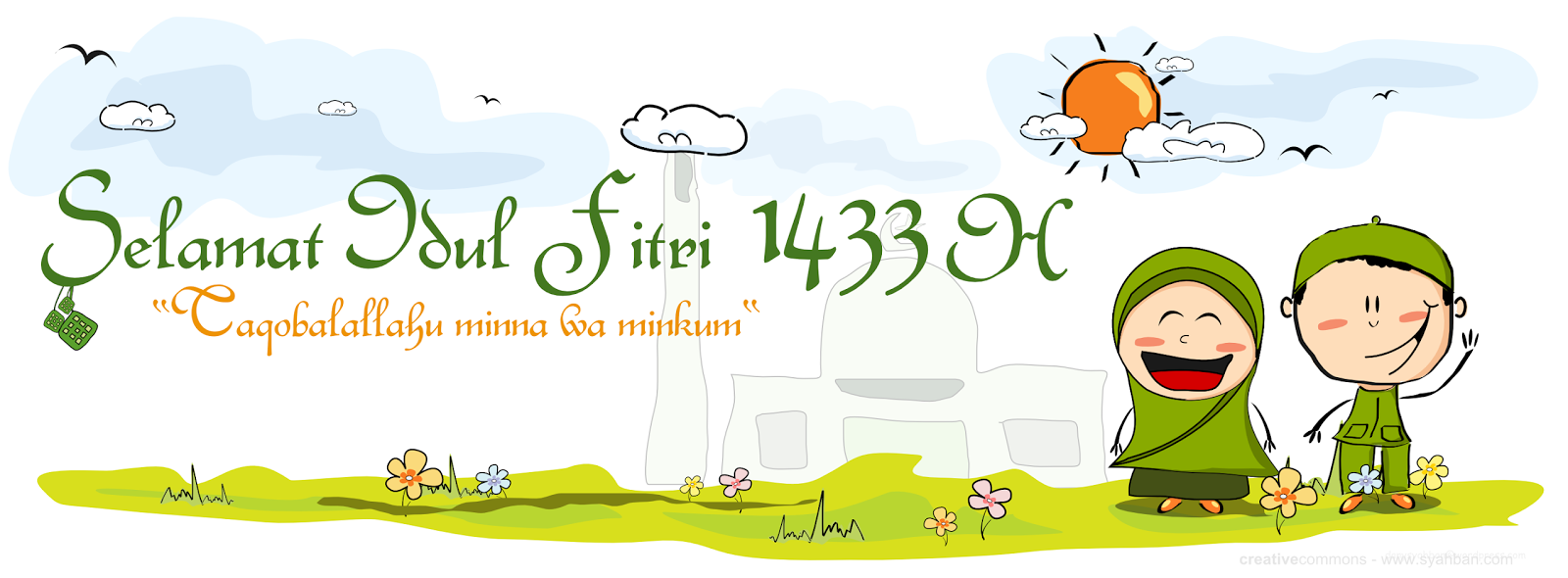 Kartu Ucapan Selamat Hari Raya Idul Fitri Info Harian