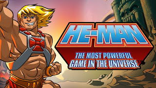 imagem do He-Man The Most Powerful Game in the Universe