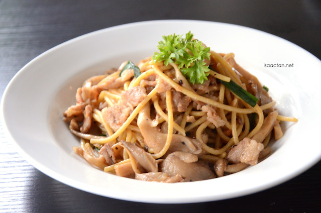 E.A.T Spaghetti (RM23)