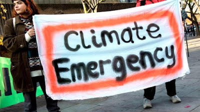 Climate Emergency Declared Republic of Ireland