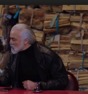 Yemin Talaz Karakterini Canlandıran Mustafa Şimşek