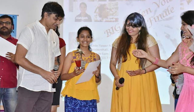 BIG Golden Voice Junior in Bengalore by 92.7 BIG FM (2)