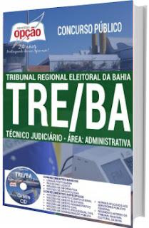 Apostila TRE-BA 2017 Técnico Judiciário