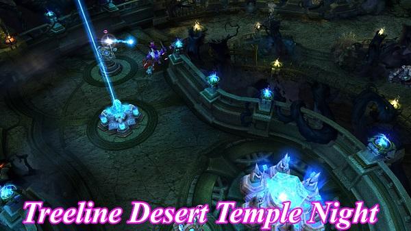 Mod Map Desert Temple Night